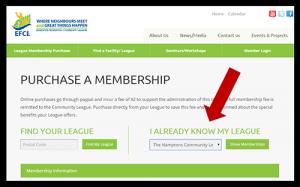 EFCL Membership